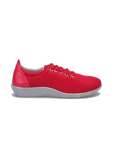 Travelsoft Ayakkabı Kırmızı